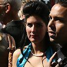 Priscilla was there... by patjila