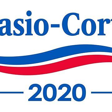 OCASIO-CORTEZ 2020 by boxsmash