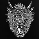 Dragon Totem Animal  by RusticRaw