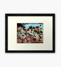 Out Of The Blue, Into The Black Framed Print