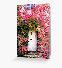 Traders Passage, Rye, East Sussex, England Greeting Card