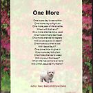 ONE MORE by Nancy Shields