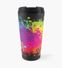 Splatoon - Ink Burst Travel Mug