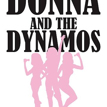 Donna and the Dynamos by grahawell