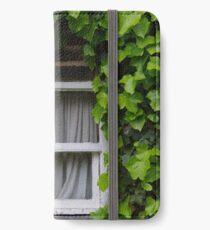 Ivied Window iPhone Wallet/Case/Skin