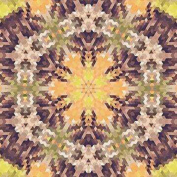 Geometric pattern   by fuzzyfox