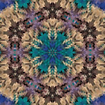 Geometric pattern 14 by fuzzyfox
