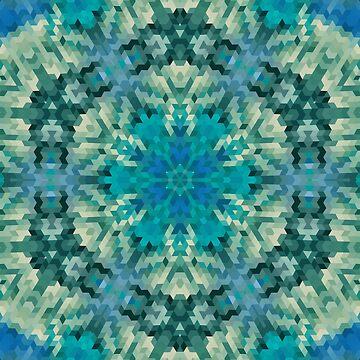 Geometric pattern  15 by fuzzyfox