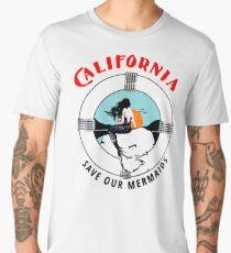 Save Our Mermaids Men's Premium T-Shirt