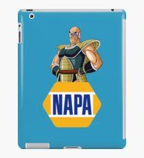 Nappa, The Auto Parts Guy iPad Case/Skin