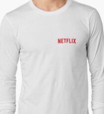 Netflix Small Logo Long Sleeve T-Shirt