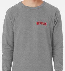Sudadera ligera Logotipo pequeño de Netflix