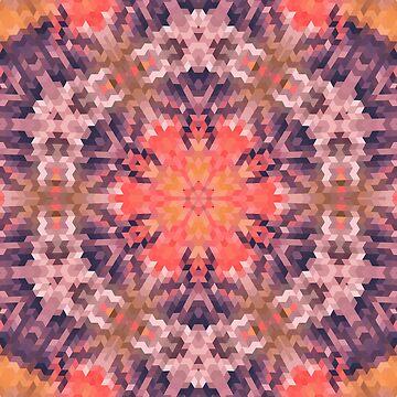 Geometric pattern 16 by fuzzyfox