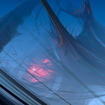 Fantasy landscape by christianmuller