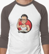 SEXY GEEK Men's Baseball ¾ T-Shirt