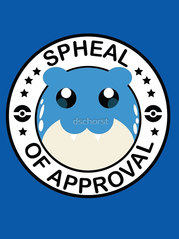 Spheal of Approval by dschorst