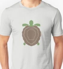 Turtle Minimalist Unisex T-Shirt