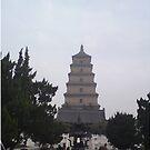 Tower to Nirvana by barnsy
