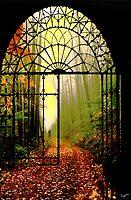 Gates of Autumn by Igor Zenin