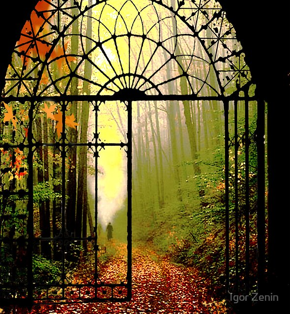 Gates of Autumn von Igor Zenin