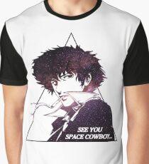 Cowboy Bebop Wir sehen uns Space Cowboy ... Grafik T-Shirt