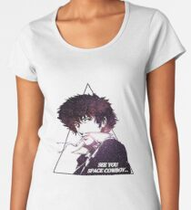 Cowboy Bebop See you Space Cowboy... Women's Premium T-Shirt