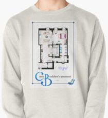 Carrie Bradshaws apartment as a Poster (Movie version) Pullover