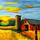Ohio at Dawn by Marcella Chapman