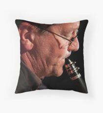 Mozart moment Throw Pillow