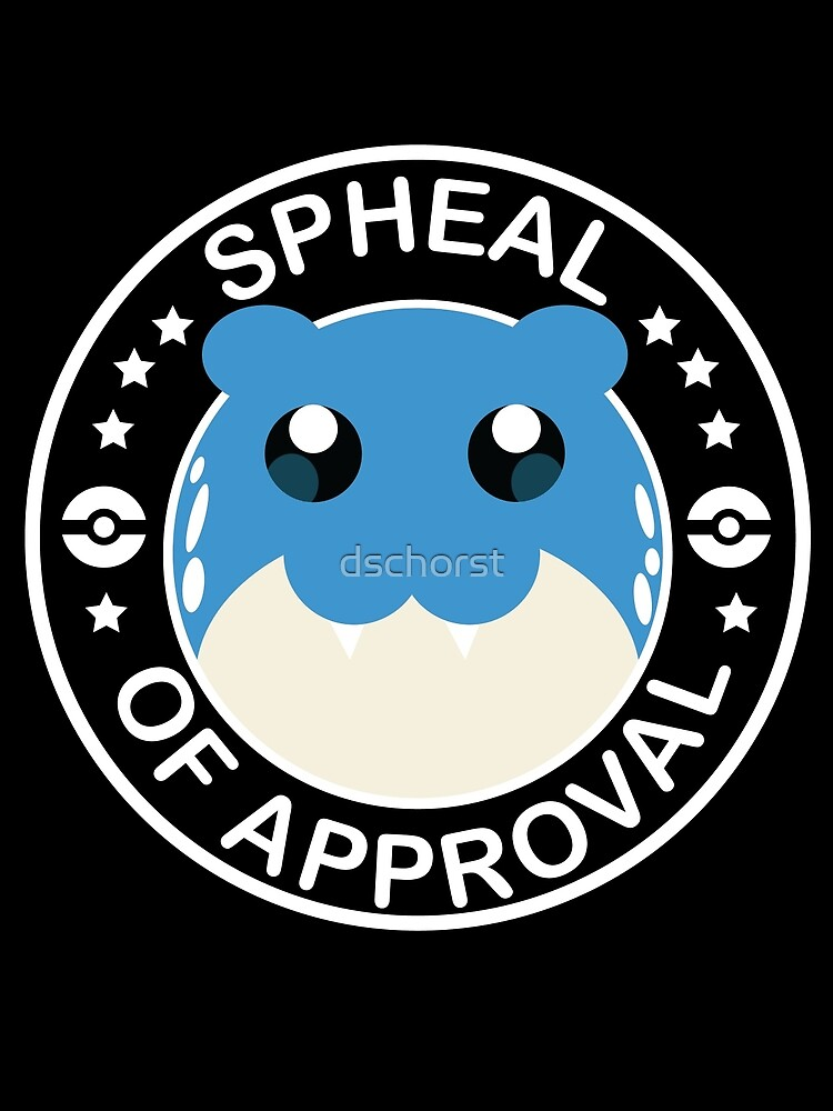 Spheal of Approval - White by dschorst