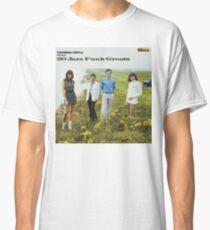 THROBBING GRISTLE - 20 JAZZ FUNK GREATS Classic T-Shirt