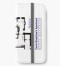 Carrie Bradshaw apt. (Sex and the City movies) iPhone Wallet/Case/Skin