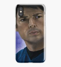 Bones McCoy iPhone Case/Skin