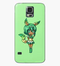 Leafeon Magical Girl Chibi Case/Skin for Samsung Galaxy