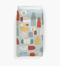 Fishing Floats Duvet Cover