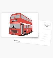 David's Bus Postcards