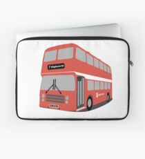 David's Bus Laptop Sleeve
