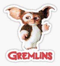 Gremlins - Gizmo Sticker