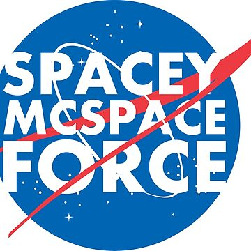 Spacey McSpaceForce by chwbcc