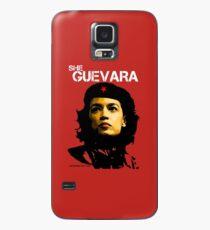 She Guevara Case/Skin for Samsung Galaxy