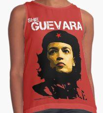 She Guevara Contrast Tank