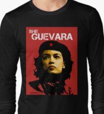 She Guevara Long Sleeve T-Shirt