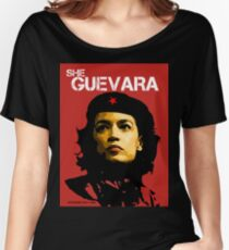 She Guevara Women's Relaxed Fit T-Shirt