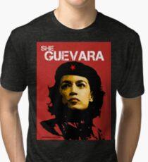 She Guevara Tri-blend T-Shirt