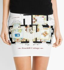 Rosehill Cottage from THE HOLIDAY - Ground floor Mini Skirt