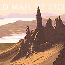 Old Man of Storr by Stephen Millership