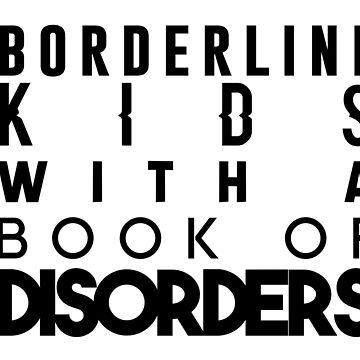 Borderline by maiwad