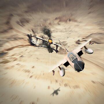 Desert Storm by aviationart