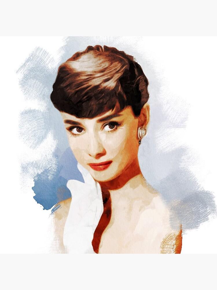 Audrey Hepburn, actriz de época de SerpentFilms