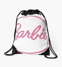 Barbie Logo Drawstring Bag
